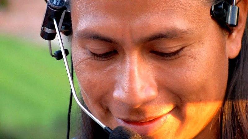 Live music of American Indians. Part 2, Rikchari, Ecuador