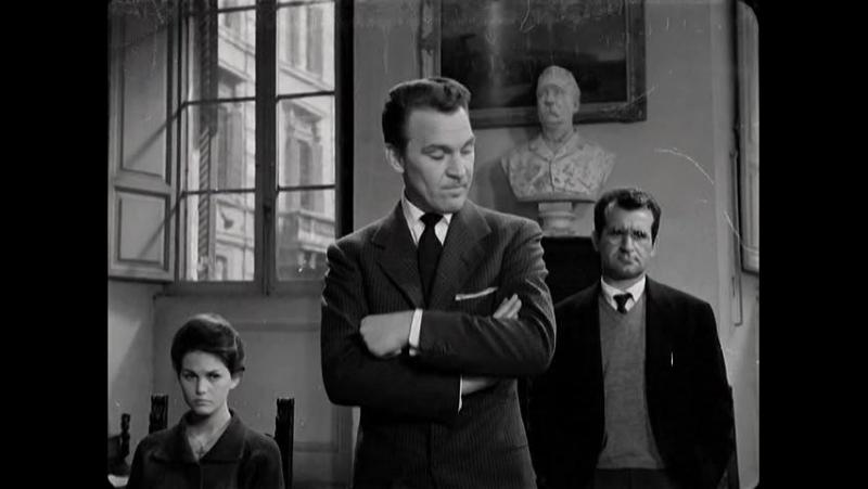 Проклятая путаница / Un maledetto imbroglio / 1959. Режиссер: Пьетро Джерми.