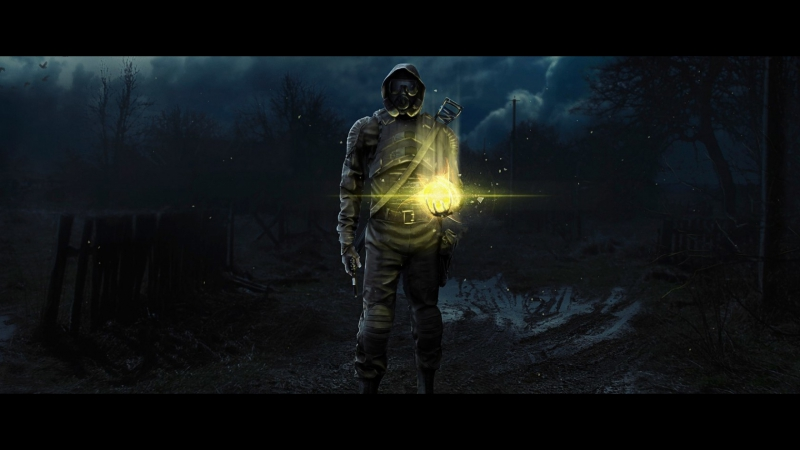 РП Стрим прогулка по аномальной зоне Stalker Online