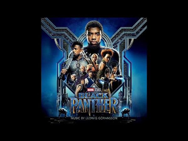 Black Panther Soundtrack - Black Panther OST