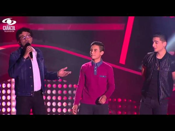 Sebastian cantó 'Tengo ganas' de Andrés Cepeda – LVK Colombia – Audiciones a ciegas – T1