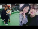 BTS Taehyung_V Cute Moments With Kids Video Compilation