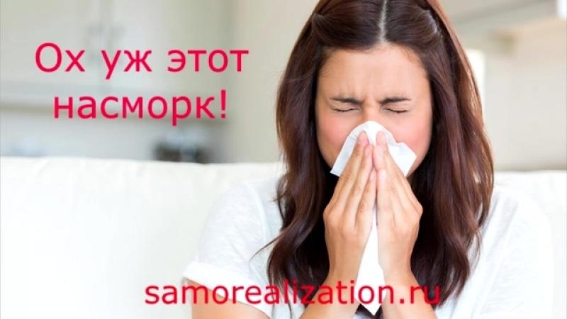 Риниты, аллергии. О детоксикации печени, стрессе, o кишечнике. Рекомендации