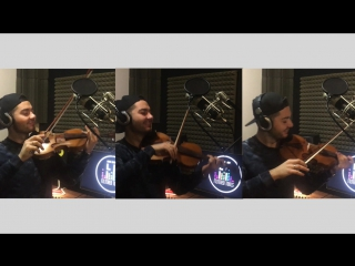Camelphat & Elderbrook Cola - Violin Cover