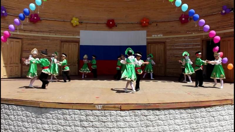 Гала-концерт, посвященный Дню защиты детей 1 июня 2018 г. ( Севастополь) часть 2