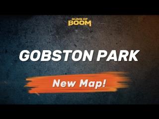 Guns of Boom - Новая карта