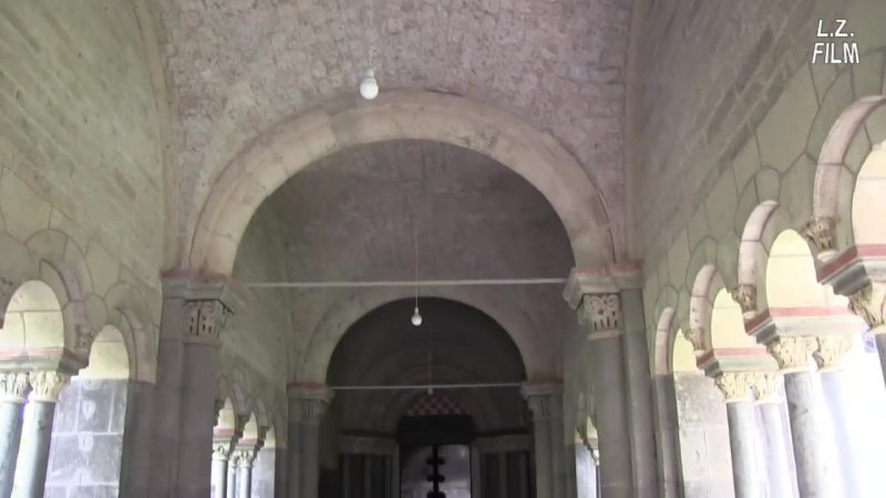 Maria Laach Impressionen von einer Klosterkirche in der Vulkaneifel
