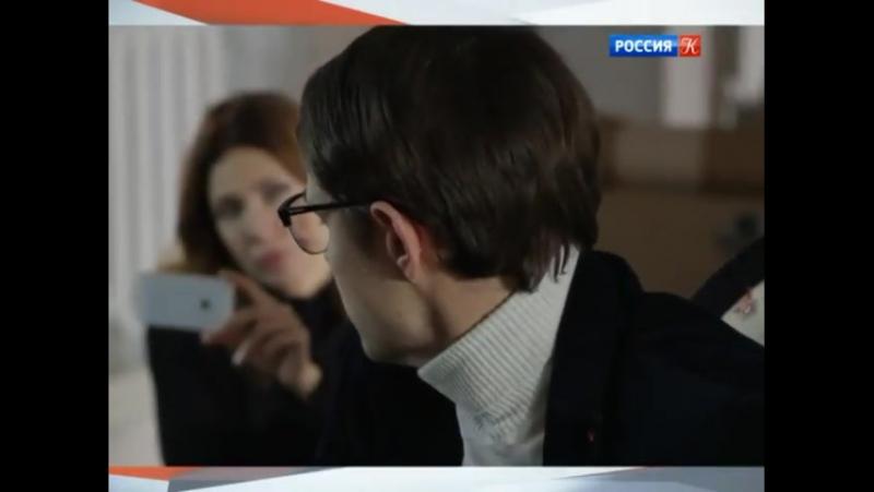 Сюжет о съёмках продолжения сериала Московская борзая-2