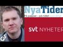 SVTs intervju med Nya Tider blev en katastrof