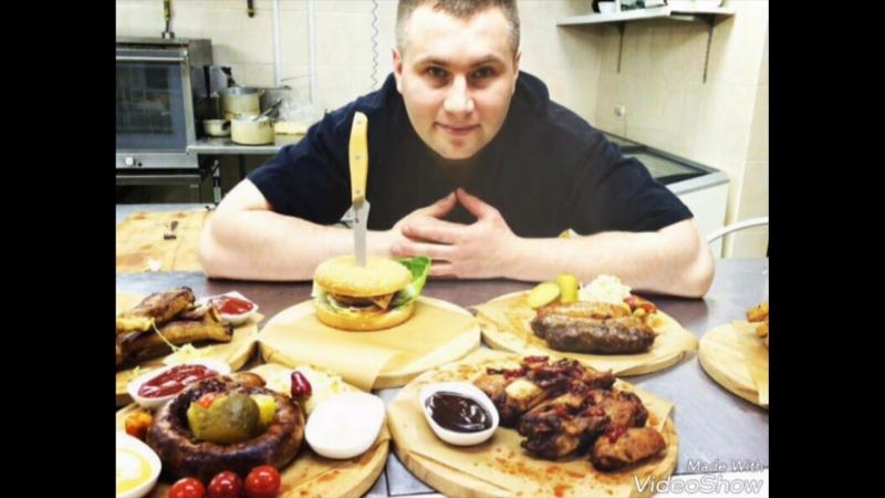 Кухня от Волкова Романа ( Ресторан Виконда г.Коряжма )