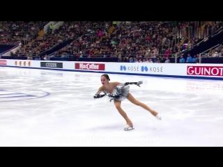 Alina Zagitova 3f Slow Motion
