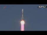 Пуск ракеты «Союз» с космодрома Восточный