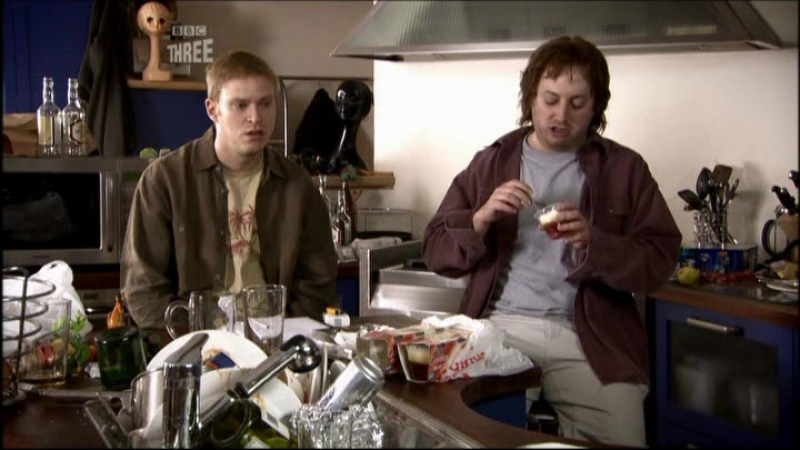 That Mitchell and Webb Look Вот как выглядят Митчелл и Уэбб сезон 1 серия 1 смотреть онлайн без регистрации