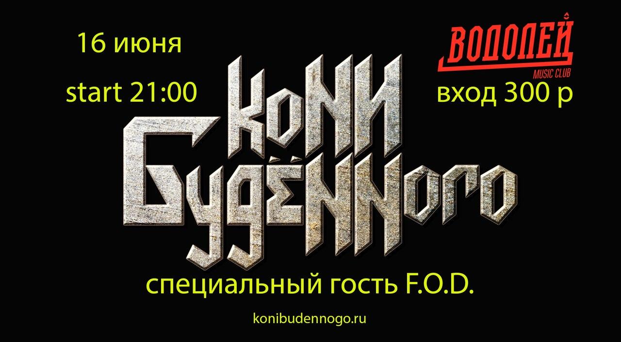 Афиша Владивосток КОНИ БУДЕННОГО во Владивостоке 16 июня