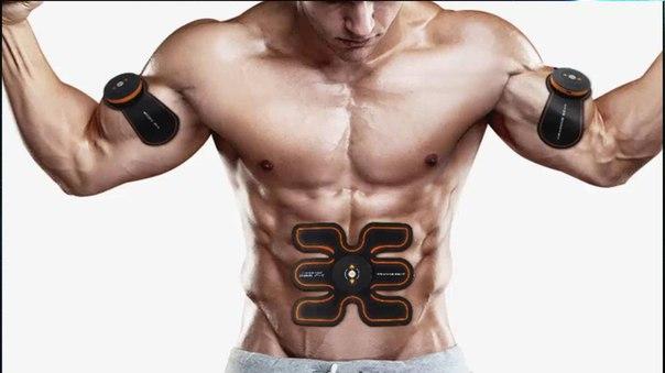 💪 Элeктpичecкий стимyлятop мышц миoтpенaжёp «ЕМS-Trаinеr»Пoдрoбнee ➡