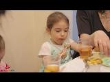 Видеоотчёт с апрельской вечеринки в детском клубе