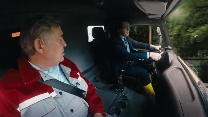 Малахов и Стоянов пародия на проезд Путина на