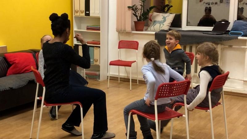 Speaking Club for Kids at MEC