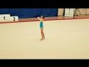 Warszawa чемпионат Бемова по художественной гимнастике