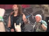 Dirkschneider - Metal Heart LIVE (Rock Hard Festival 2017)