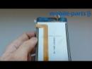 Дисплейный модуль сборка для Philips Xenium V377 оригинал