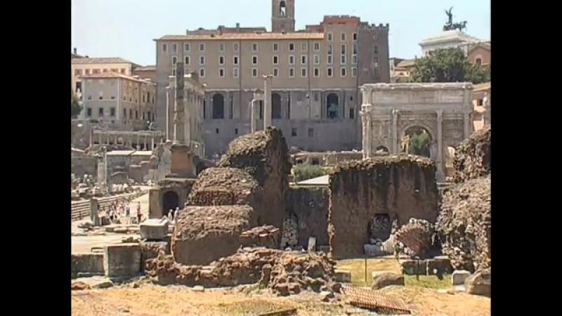 Рим. Вечный город. Золотой глобус HD