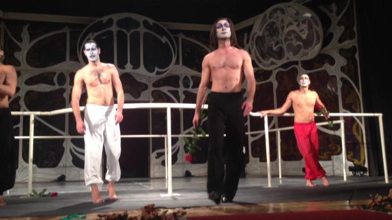 Театр Романа Виктюка СЛУЖАНКИ, 04.12.17, Екатеринбург