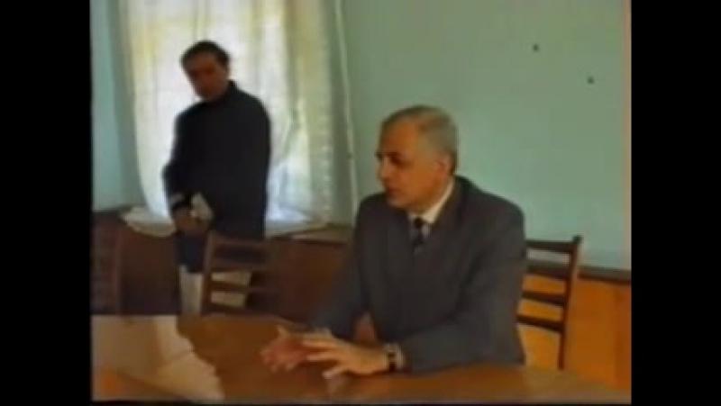 პრეზიდენტ ზვიად გამსახურდიას მიმართვები და გამოსვლები სამეგრელოში 1993წ