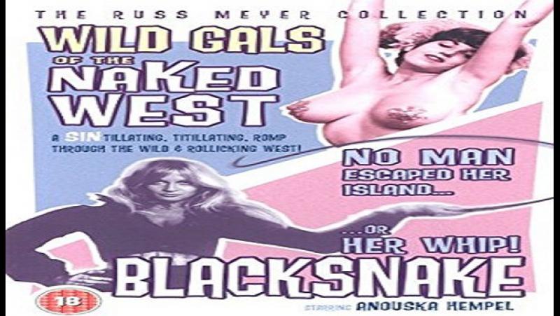 1962-Russ Meyer-Wild Gals of the Naked West-Russ Meyer Jackie Moran Anthony‑James Ryan Frank Bolger Sammy Gilbert