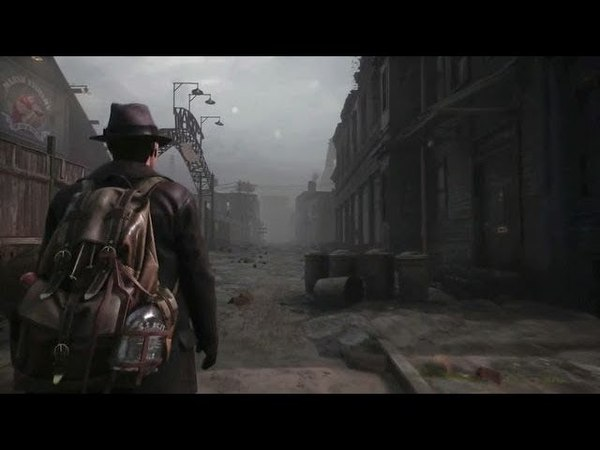THE SINKING CITY - Release Info Gameplay Trailer 2018 - New Open World Adventure Game 2018