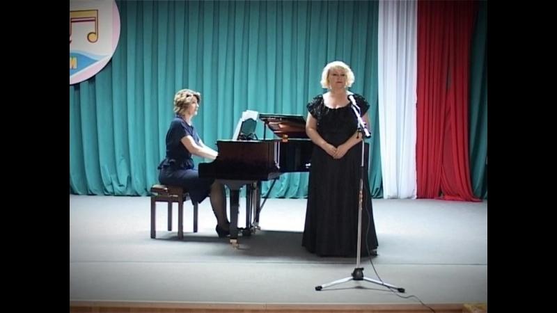 Песня Ольги из оперы А.Даргомыжского- Русалка