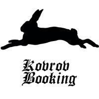 Логотип Kovrov Booking (Закрытая группа)