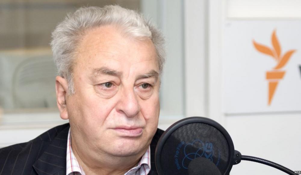 Умер литературовед Матвей Гейзер