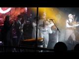 Средневековое диско от Отава Ё на фестивале в честь дня Св. Патрика