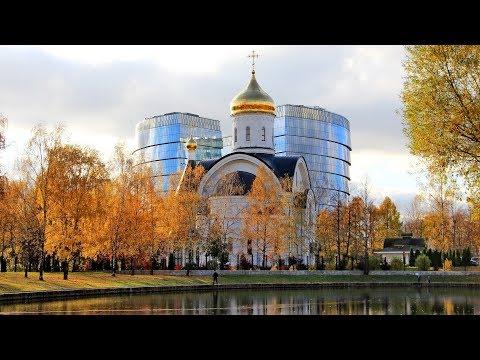 Храм Преподобной Ефросинии Московской