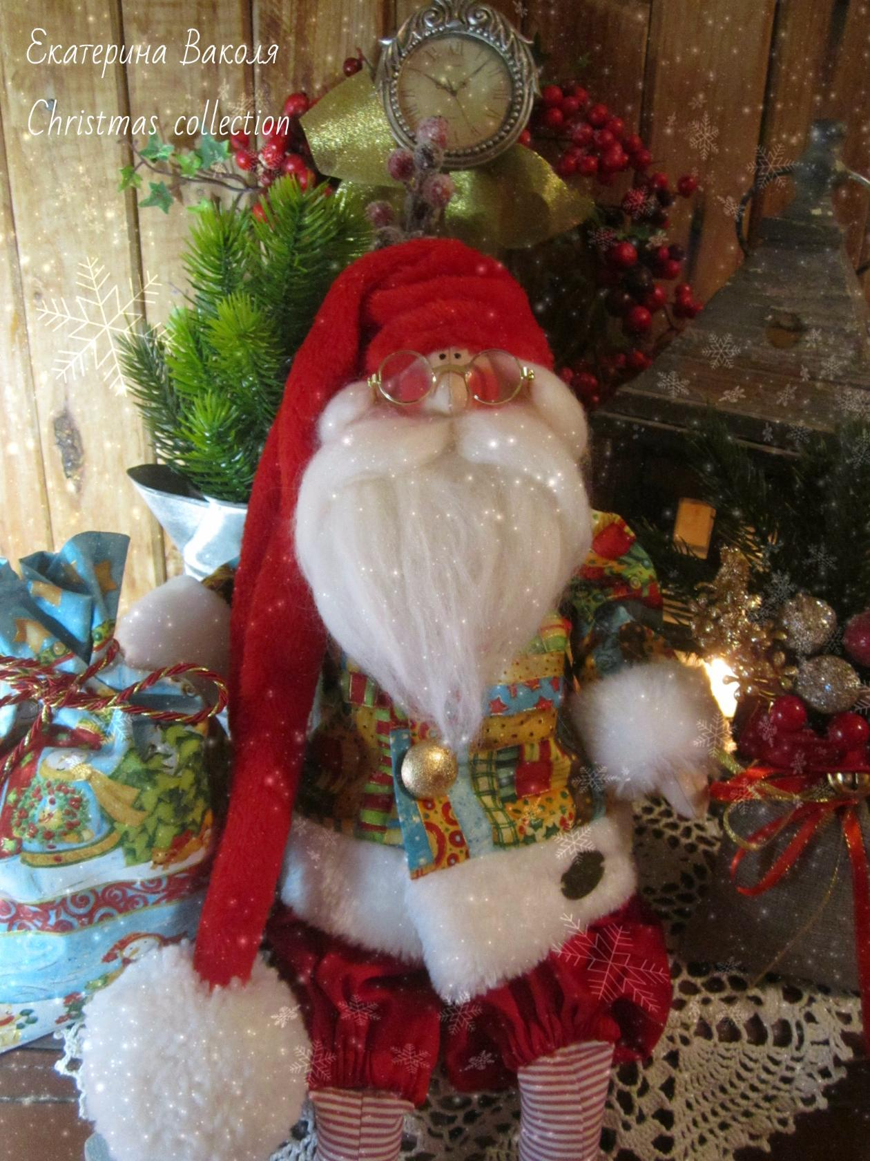 Santa toys
