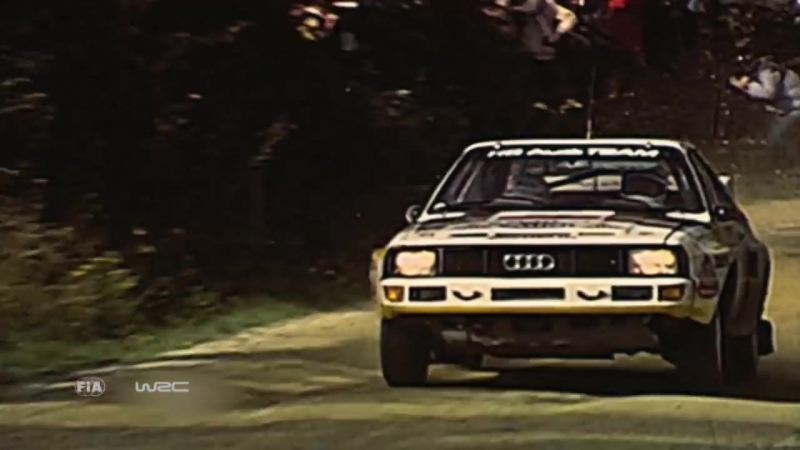 Rallye San Remo 1981 - Michèle Mouton Есть что вспомнить!