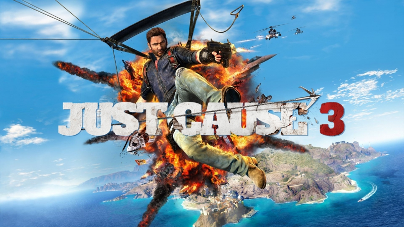 Just Cause 3 ♦ С новой игрой ♦ [PC|Gamepad](PG18)