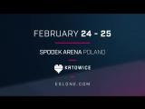 ESL One Katowice - NaVi invite