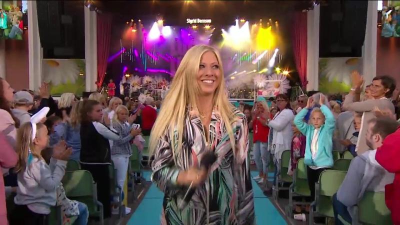 Sigrid Bernson-This Summer.(Lotta På Liseberg 31.08.2017.)