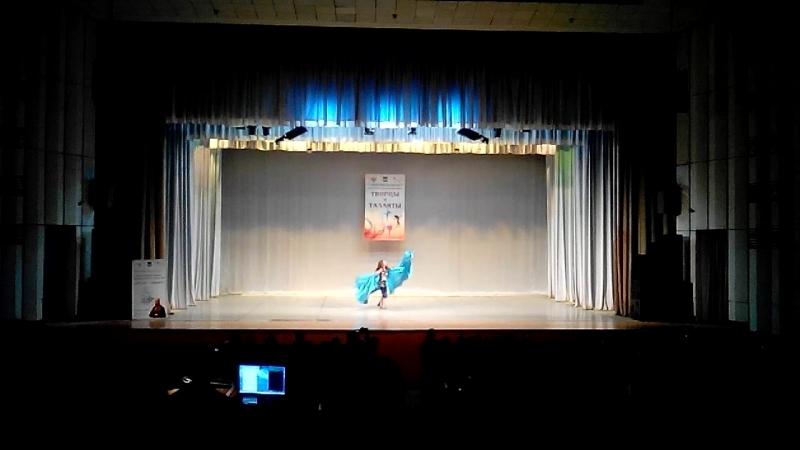 танец Элины Полет бабочки