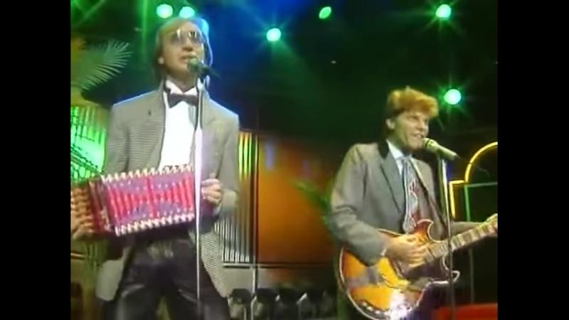 Sunshine Reggae - Laid Back live at Thommys Pop Show 1983