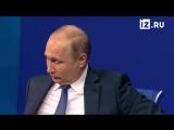 Путин «обиделся» из-за того, что его не включили в «кремлевский доклад»