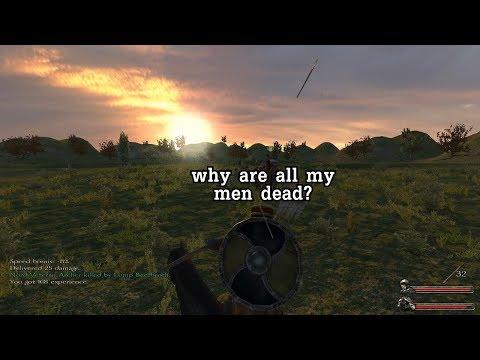 Random Mount Blade Warband Bullshittery