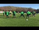 Сeltic FC - The Bhoys are back at Lennoxtown