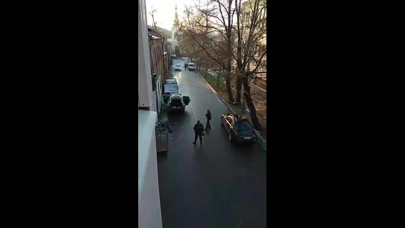 Одесса. Убит сепар Дорошенко. Из сегодняшнего зашквара на Новосельского делаю вывод: Полиции в городе нет. Есть беспонтовые мал