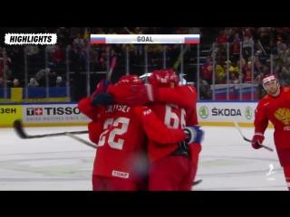 Россия - Канада 17 мая Russia vs Canada May 17 2018