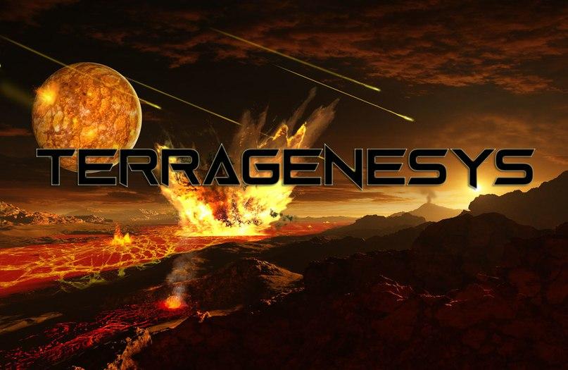 TERRAGENESYS - новый проект при участии Андрея Лобашева (ex-ARIDA VORTEX, ex-ОЛЬВИ)