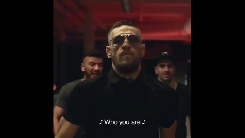 Conor McGregor Reach For The Stars