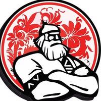 Логотип РОСИЧ. Фитнес.Единоборства.Кроссфит.Во Владимире